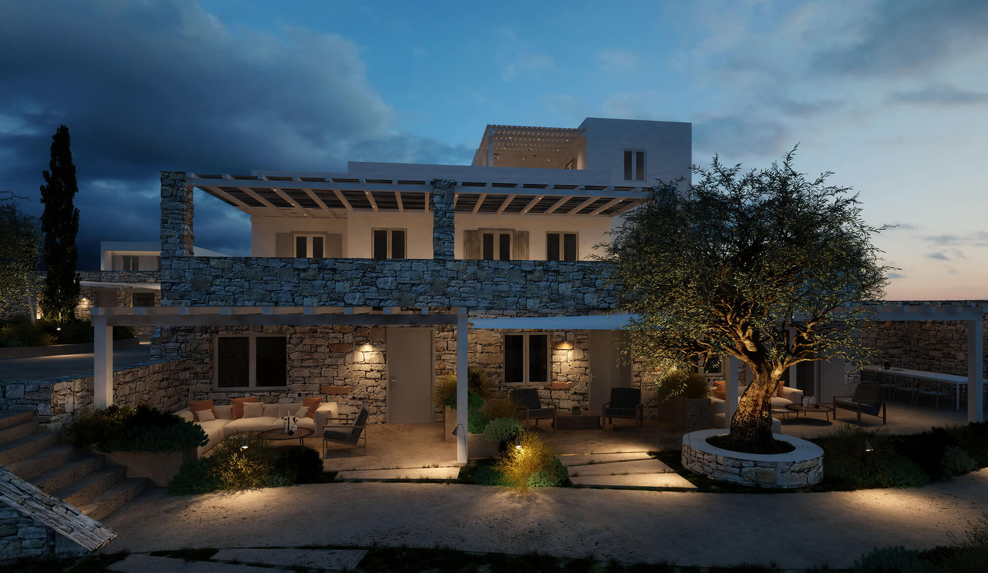 Private house Syros
