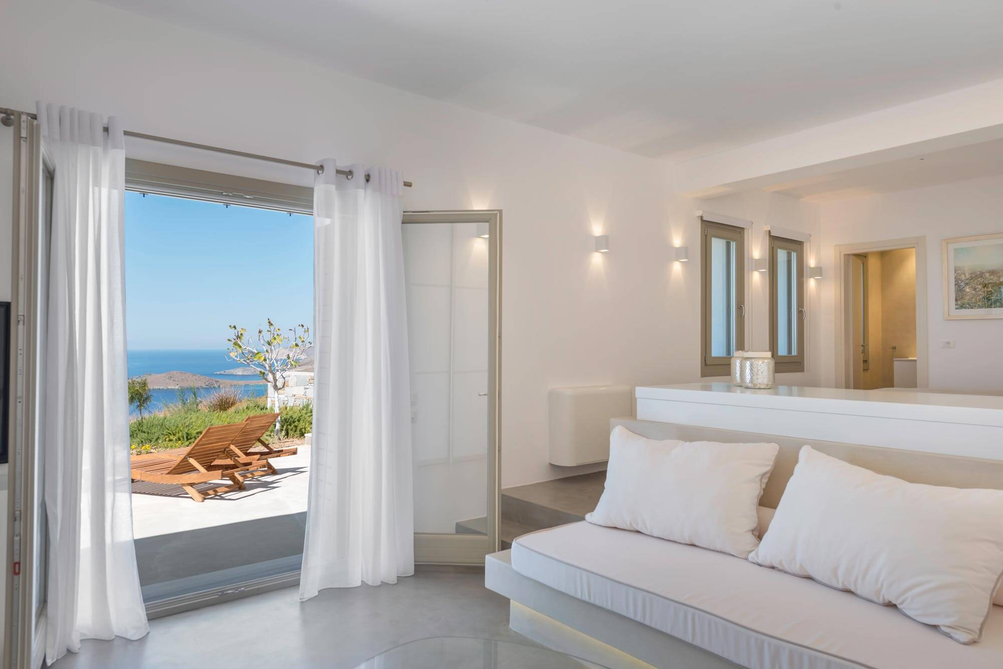 Vacation House Volakas, Syros